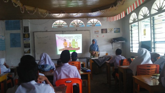 Supervisi Lokal oleh Kepala Madrasah